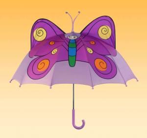 paraguas mariposa